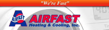 AirFast Heating & Cooling, Inc.: We're Fast!